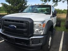 2016 FORD F-550 BOX TRUCK - STR