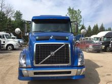 2007 VOLVO VNL630 CONVENTIONAL