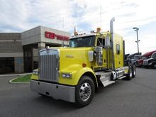 2017 KENWORTH W900L CONVENTIONA