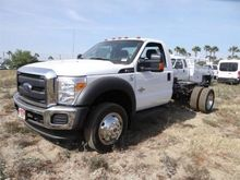2016 FORD F-450 BOX TRUCK - STR
