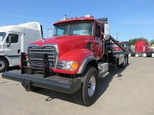 2007 MACK GRANITE CV713 WINCH T