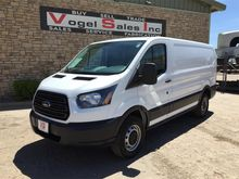 2015 FORD TRANSIT 260 BOX TRUCK
