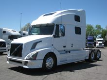 2013 VOLVO VNL64T780 CONVENTION