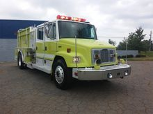 1996 E-ONE COMMERCIAL CHASSIS F