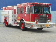 1999 SPARTAN GA40M-2142 Fire tr