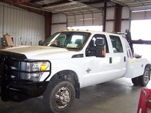 2014 FORD F350 WRECKER TOW TRUC