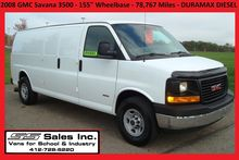 2012 GMC SAVANA G2500 BUS