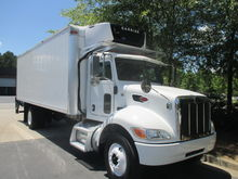 2010 PETERBILT 335 REFRIGERATED