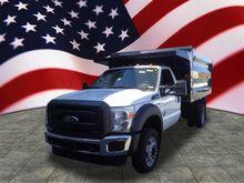 2016 Ford F 4-450 Dump truck