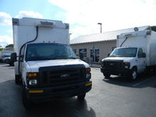 2013 FORD E-SERIES REFRIGERATED