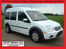 2011 FORD TRANSIT CONNECT BUS