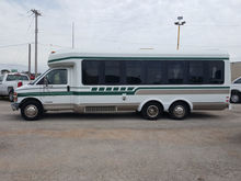 1999 CHEVROLET EXPRESS BUS