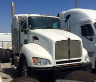 2013 KENWORTH T400 CONVENTIONAL