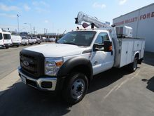New 2015 FORD F550 C