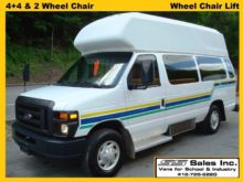 2008 FORD E-SERIES DRY VAN