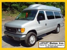 2006 FORD E-SERIES DRY VAN