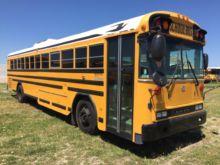 2008 BLUEBIRD ALL AMERICAN Bus