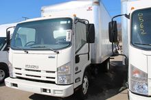 2015 ISUZU NPR XD Box truck - s