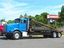 2006 KENWORTH T800 WINCH TRUCK