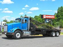 2007 KENWORTH T800 WINCH TRUCK
