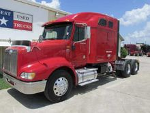 2006 INTERNATIONAL 9200I CONVEN