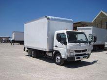 2012 MITSUBISHI FUSO FE160 BOX