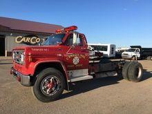 1988 GMC 7000 FIRE TRUCK
