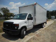 2014 FORD E450 BOX TRUCK - STRA