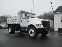 2005 FORD F650 Dump truck