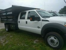 Used 2016 FORD F550