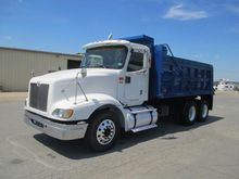 2007 INTERNATIONAL 9400 DUMP TR