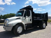 2007 INTERNATIONAL 4300 DUMP TR