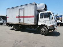 2007 UD 2600 REFRIGERATED TRUCK