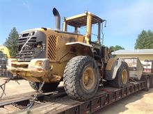 Used VOLVO L60E Load