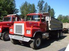 1977 MACK RL685LS DUMP TRUCK