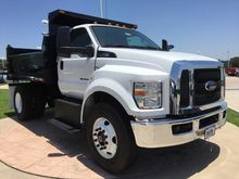 New 2016 FORD F750 D