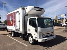 2015 ISUZU NPR XD REFRIGERATED
