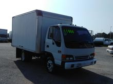 2002 GMC W4500 CAB CHASSIS