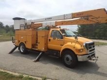 Used 2007 FORD F750