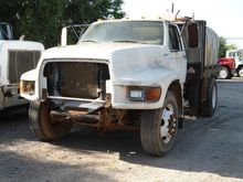 1990 FORD F650 WATER TRUCK