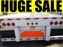 2007 MANAC 48FT X 102IN FLATBED