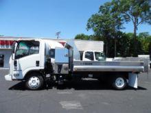 2011 ISUZU NPR HD Dump truck