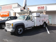 1999 CHEVROLET 3500 DRW BUCKET