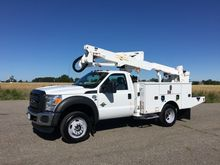 2015 FORD F550 SUPER DUTY ALTEC