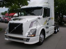 2009 VOLVO VNL64T630 CONVENTION