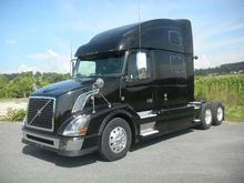 2012 VOLVO VNL64T780 CONVENTION