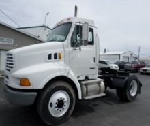 2001 STERLING L8501 CONVENTIONA