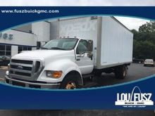2006 FORD F-650 BOX TRUCK - STR
