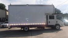 2015 GMC W5500 BOX TRUCK - STRA