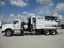 2014 GUZZLER Vacuum truck